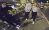 Hakkı Alkan'ın Trafik Kazası Yapması