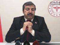 İsmail Baki - Fahrettin Koca Basın Toplantısı