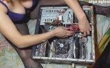 Olga ile Bilgisayara Ram Takmayı Öğreniyoruz