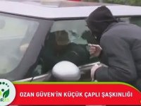 Ozan Güven'e Paparazzi Gibi Soru Soran Dilenci