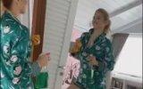 Burcu Esmersoy  Tiktok Dans Videoları Kolajı