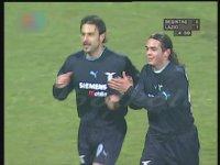 Beşiktaş-Lazıo Uefa Kupası Çeyrek Final Eşleşmesi (2002-03 Sezonu)