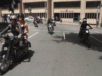 Jartiyer Takımla Motosiklete Binme Etkinliği