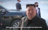 Öldü Denilen Kuzey Kore Lideri Kim JongUn Fabrika Açması