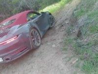 Porsche 911 ile Off Road Yapmak