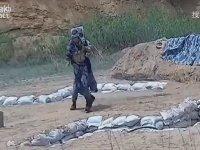 Beceriksiz Askerin El Bombası ile İmtihanı