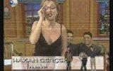 Berna Laçin ve Cem Davran  Beyaz Show 1999