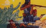 İspanyol Komünist Şarkısı  Ay Carmela Türkçe Altyazılı
