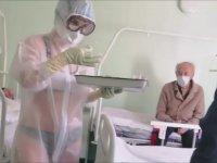 Rusya'da Bikinili Hemşireye Soruşturma
