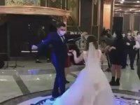 Sosyal Mesafeli Düğün Provası