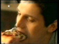 Boksör Muhammed Ali - Pizza Hut Reklamı - (1998)