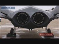 İran'ın Yeni Nesil F-313 Kahhir Savaş Uçağı