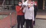 Tabutla Dans  Türk Kızları Versiyonu