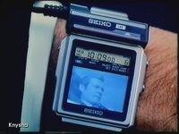 1982 Seiko Kol Televizyonu