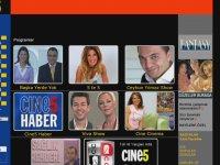 Cine5 - İnternet Sitesi Evrimi (1998 - 2020)
