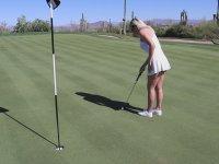 Paige Spiranac ile Golf Öğreniyorum - 3