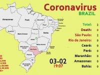 Brezilya'da Koronanın Yayılışı (0'dan 1 Milyona)