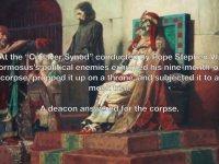 Kadavra Sinodu - Ölü Papanın Muhakemesi
