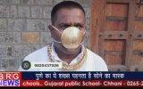 26 Bin Liralık Altın Maske Yaptıran Hintli Adam