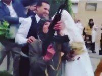 Düğünde Gelinine Ültimatom Veren Kaynana