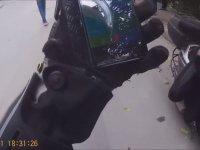Motor Hırsızlarını Yakalayan Motorcu