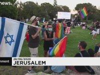 Orta Doğu'nun En Büyük Lgbti+ Onur Yürüyüşü - İsrail