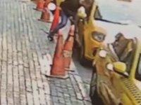 Taksiyi Soyup Selamını Veren Yüzsüz Hırsız