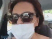 Yeşim Salkım'ın Maske Üreticilerini Hedef Alması