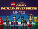 Lego DC Comics: Batman Be-Leaguered (2014) Fragman