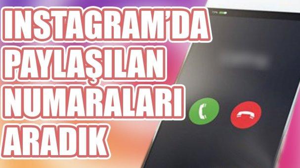 """Instagram'da Sağa Sola """"Ara Beni"""" Yazıp Numara Bırakan Bot Hesapları Aradık!"""