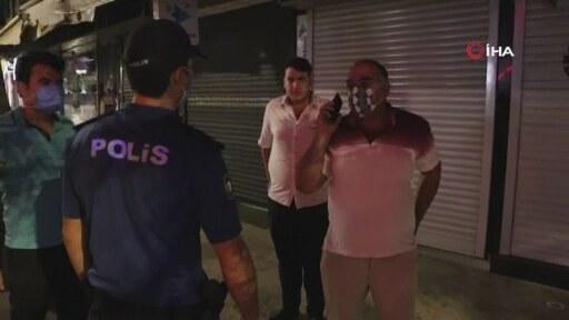 Maske Cezası Kesilen Sürücüden Polise Helal Olsun Sitemi