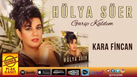 Hülya Süer - Kara Fincan (Official Audio)