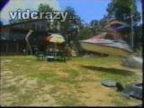 Jet Ski Masaya Uçtu