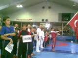 Süme İlköğretim Okulu Türkiye Güreş Şampiyonası