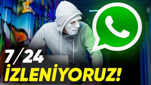 Whatsapp Çağrısıyla Kameraya Bile Ulaşan Casus Yazılım : Pegasus