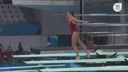 Olimpiyat Tarihinin En Kötü Atlayışını Yapan Sporcu