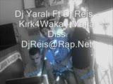 Dj Yaralı Ft Dj Reis - Kırk4waka - Mafia Diss