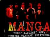 Manga-Evdeki Ses-2009 Albümü Slayt Klip
