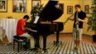 İmprovisation By Okay Ozdag (piano) Stefan Hähnlei