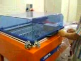 l kesme manuel shrink makinası(özel ölçü)