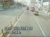 japonya'da inanılmaz kaza !!!