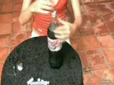 kıza yapılan komik şaka bida cola içerken dikkat e
