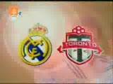 Cristiano Ronaldo Goal (Real Madrid Vs Toronto Fc)