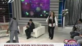 Gülseren Gül-Habu Gurbet Ellerde (Karadeniz Show)