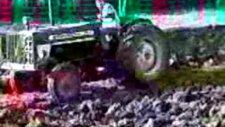 Traktörle Tarla Sürümü