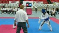 50kg Final Ahmet Erdem - Ömer Aksoy