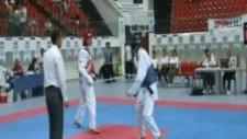 72kg Yarıfinal Yunus Sarı - Behzat Bayram