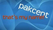 pakcent - that's my name