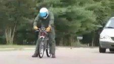 bisiklete roket takılırsa ne olur