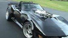 1200 hp. corvette stingray e.t.